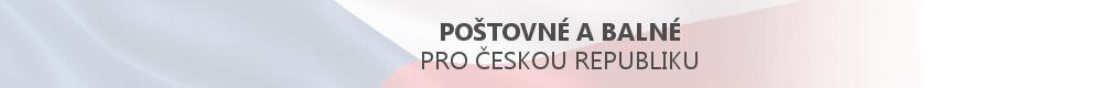 Dopravné a balné ČR